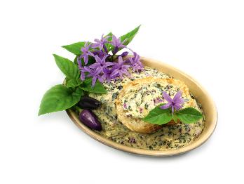 Anjas Basilikum-Knoblauch-Butter