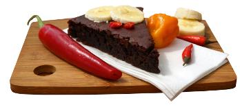 Schoko-Chili-Kuchen