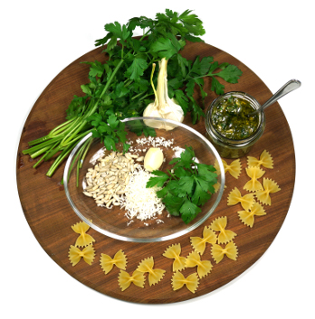 Pesto mit Petersilie von Brigitte Gollnik