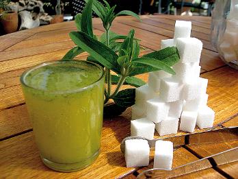 Grüner Zucker