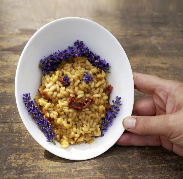 Lavendel-Risotto_DSC02018
