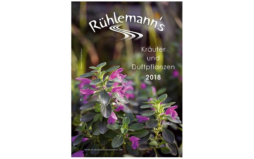 Rühlemann's Katalog 2018